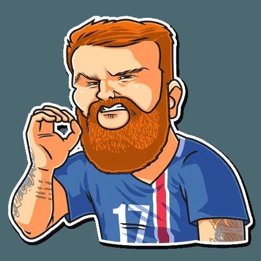 World Cup 2018 - Sticker 27