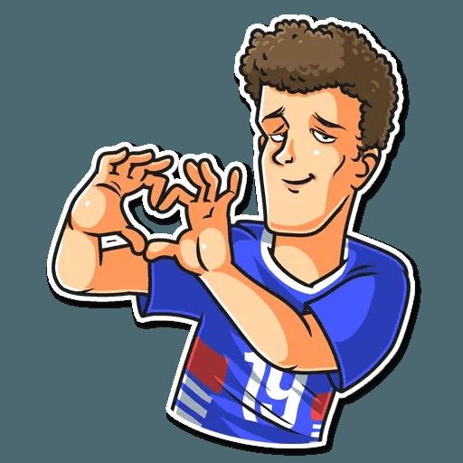 World Cup 2018 - Sticker 14