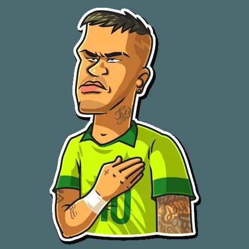 World Cup 2018 - Sticker 18