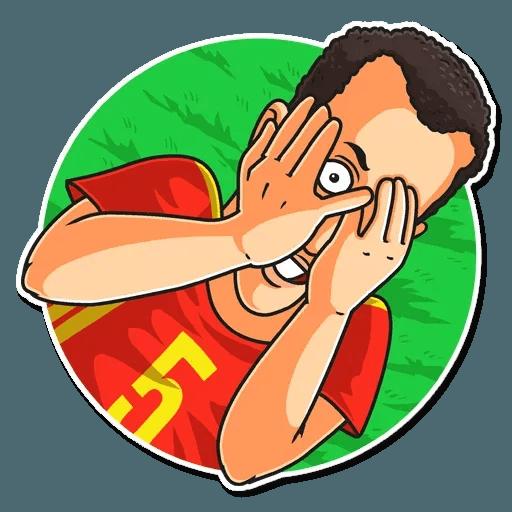 World Cup 2018 - Sticker 24