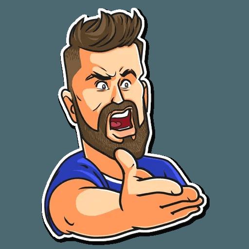 World Cup 2018 - Sticker 15