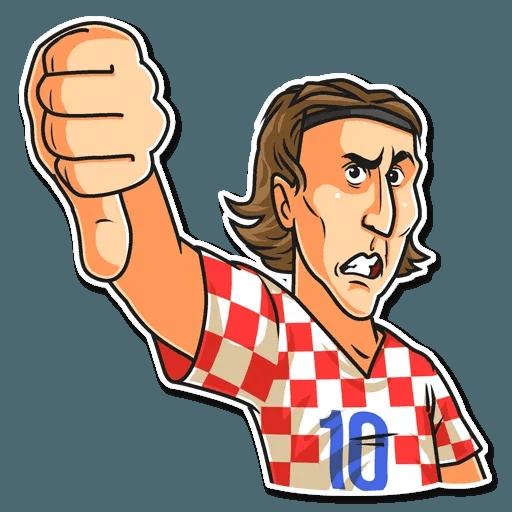 World Cup 2018 - Sticker 26