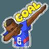 World Cup 2018 - Tray Sticker