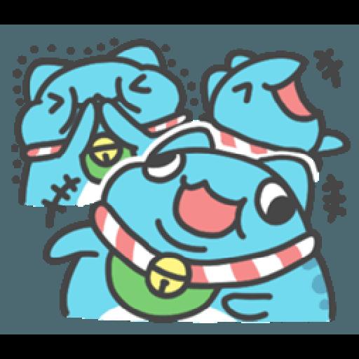貓貓蟲咖波-招財咖波過鼠年 - Sticker 18