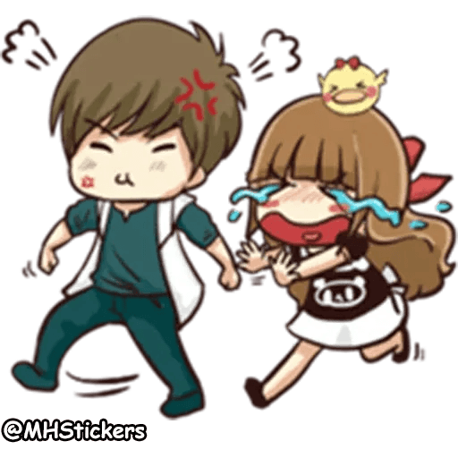 Sweet Couple - Sticker 9