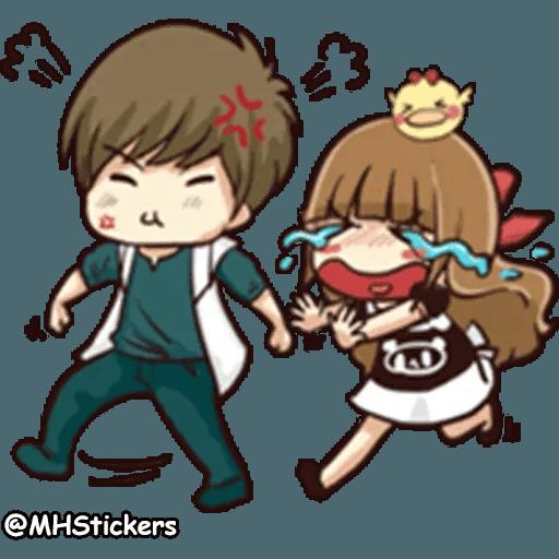 Sweet Couple - Sticker 9