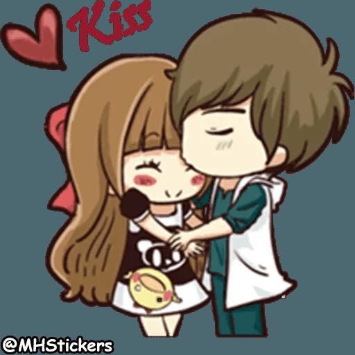 Sweet Couple - Sticker 3