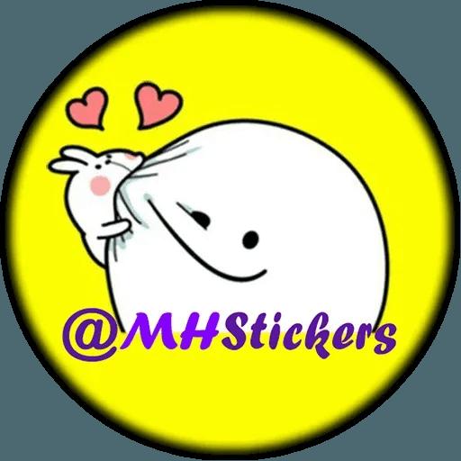 Sweet Couple - Sticker 30