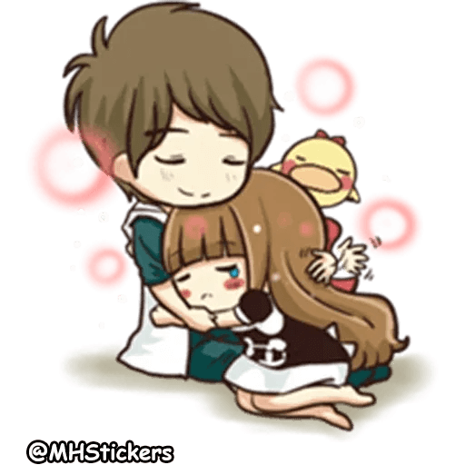 Sweet Couple - Sticker 6
