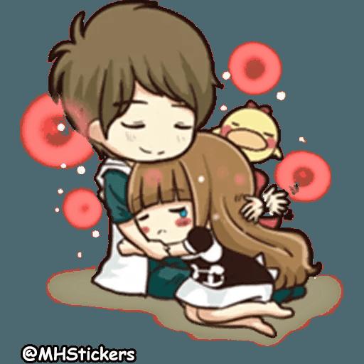 Sweet Couple - Sticker 6