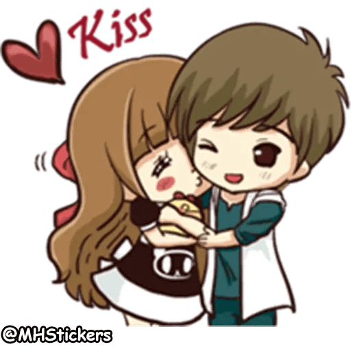 Sweet Couple - Sticker 4
