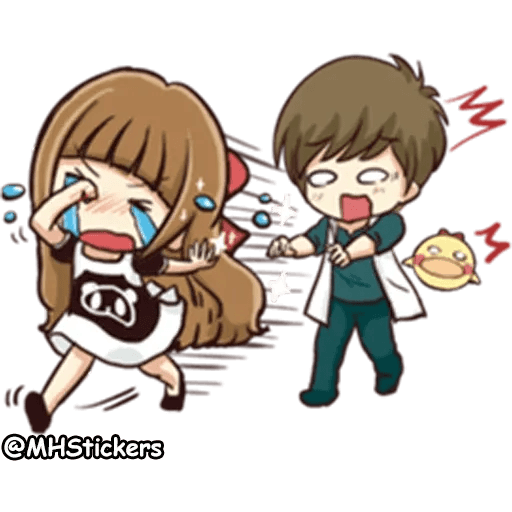 Sweet Couple - Sticker 18