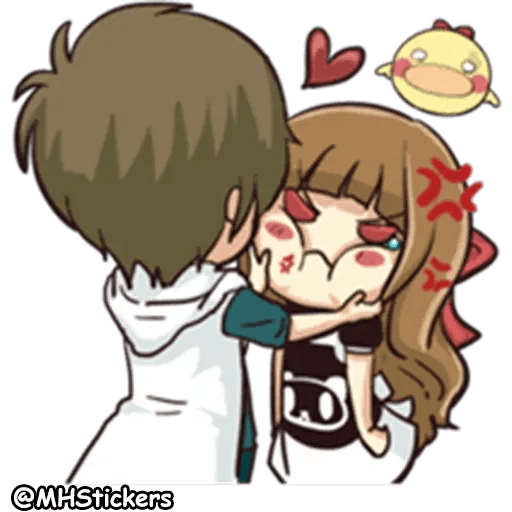 Sweet Couple - Sticker 8