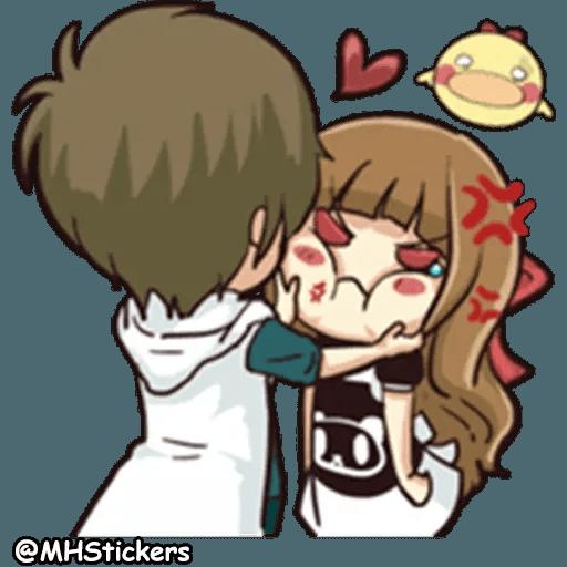 Sweet Couple - Sticker 8