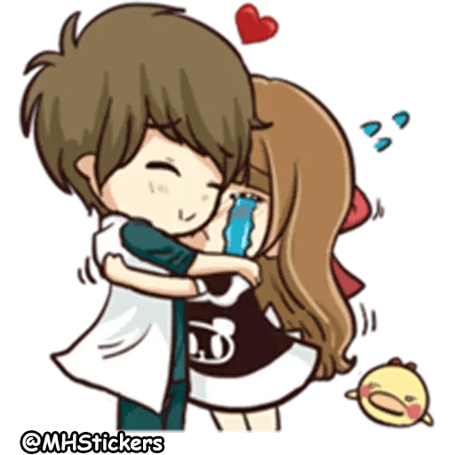 Sweet Couple - Sticker 29