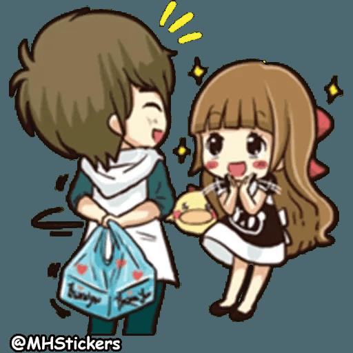 Sweet Couple - Sticker 15