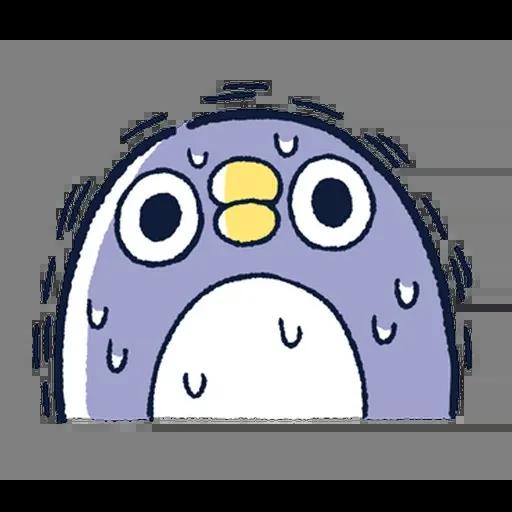 企鵝2 - Sticker 5