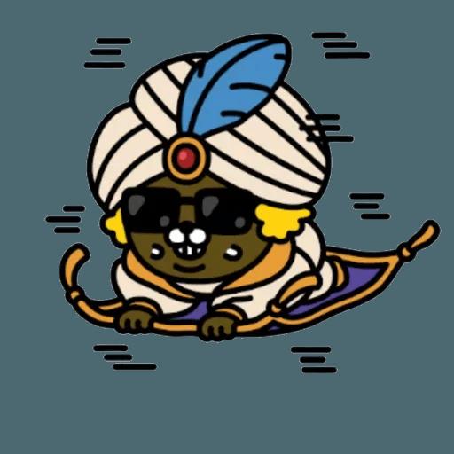 Kakao_friends - Sticker 4