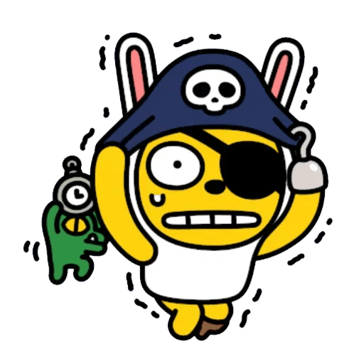 Kakao_friends - Sticker 14