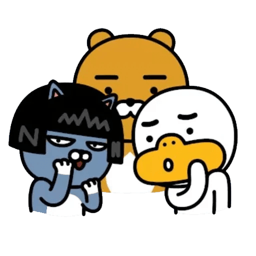 Kakao_friends - Sticker 29