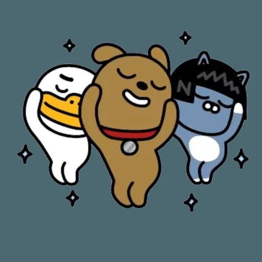 Kakao_friends - Sticker 23