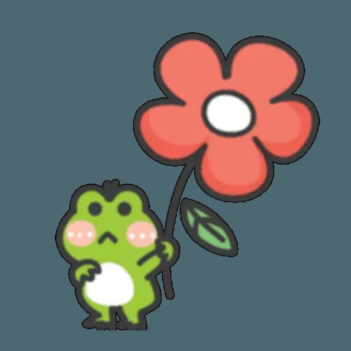 豬與蛙 1 - Sticker 27