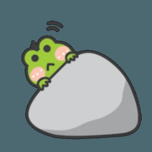 豬與蛙 1 - Sticker 28
