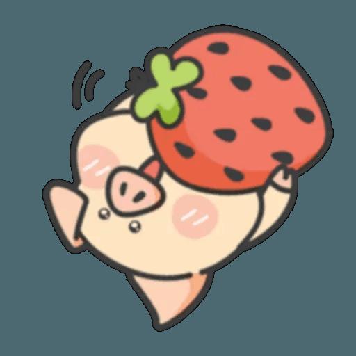 豬與蛙 1 - Sticker 19