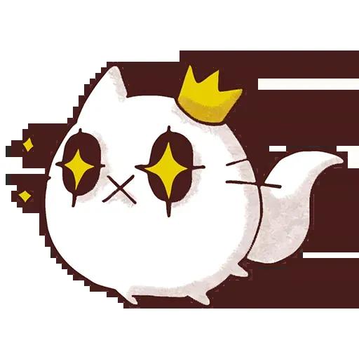 Fab cat - Sticker 6