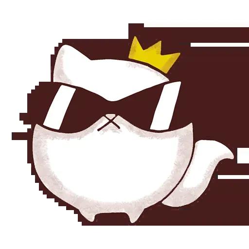 Fab cat - Sticker 11