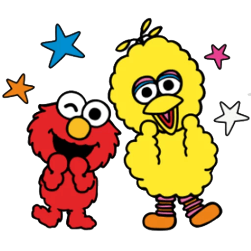ELMO - Sticker 28