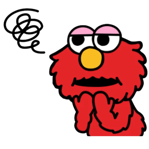 ELMO - Sticker 20