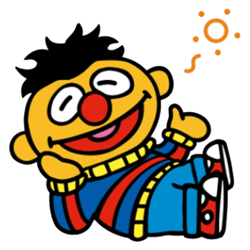 ELMO - Sticker 5