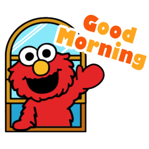ELMO - Sticker 19