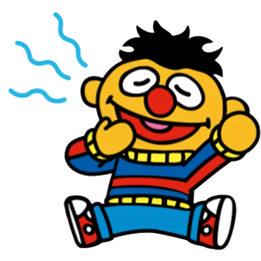 ELMO - Sticker 3