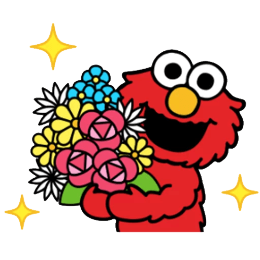 ELMO - Sticker 6