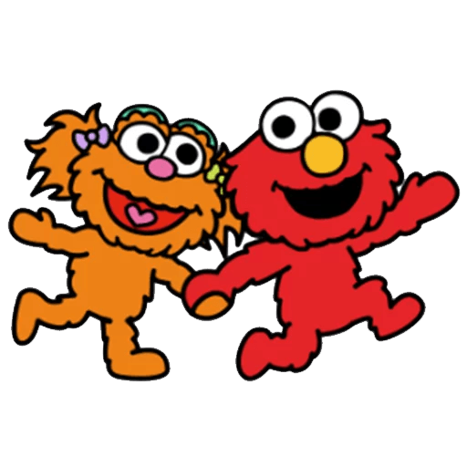 ELMO - Sticker 8