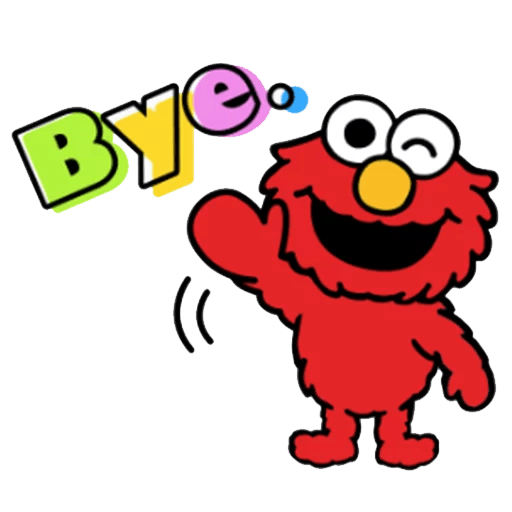ELMO - Sticker 24