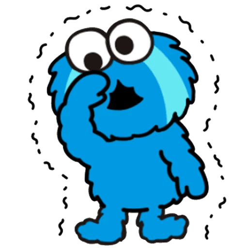 ELMO - Sticker 11