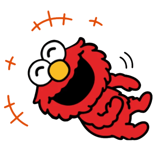 ELMO - Sticker 9