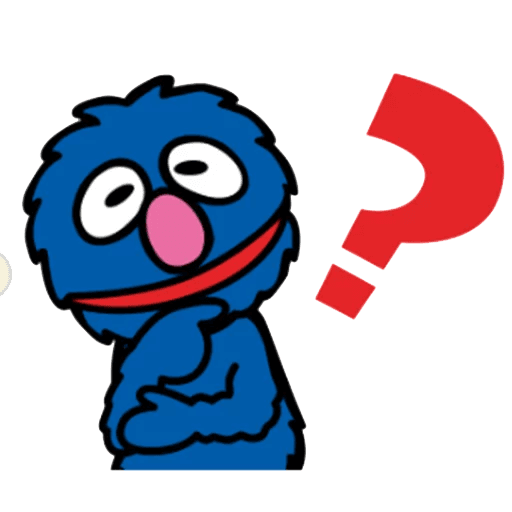 ELMO - Sticker 15