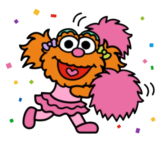 ELMO - Sticker 7