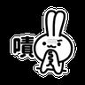 Down4 - Tray Sticker