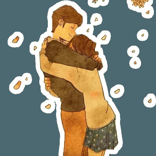 Lovers - Sticker 29