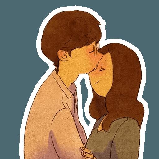 Lovers - Sticker 17