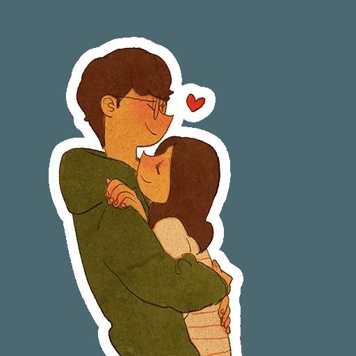 Lovers - Sticker 18