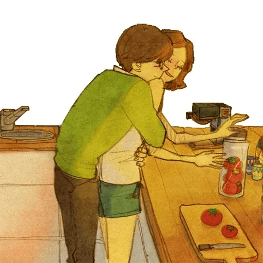 Lovers - Sticker 10