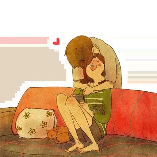Lovers - Sticker 21