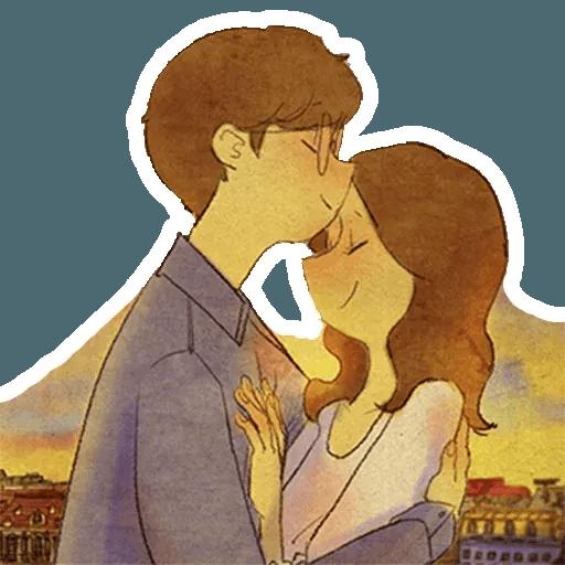 Lovers - Sticker 5