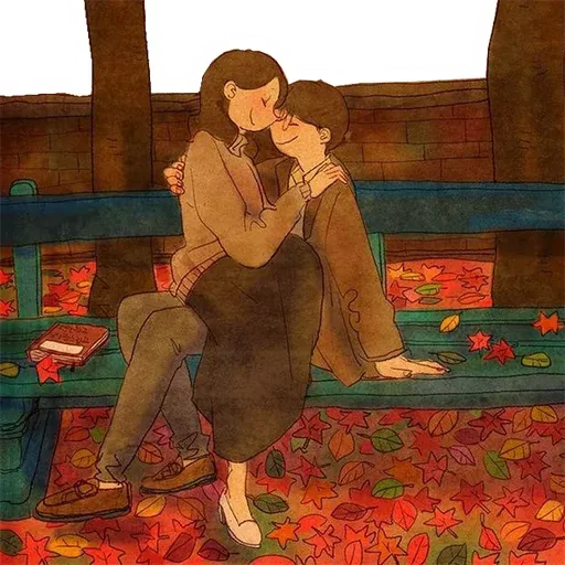 Lovers - Sticker 30
